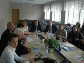 Întâlnire parteneri proiect, Ivano Frankivsk